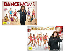 Dance Moms Collector's Season 3, 4, 5 & 6 DVD Box Set R4 New Sealed