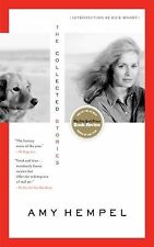 THE COLLECTED STORIES by AMY HEMPEL paperback book FREE SHIPPING of collection