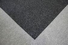 moqueta Vellón Terciopelo de fieltro MERLIN B1 Negro 500x400 cm