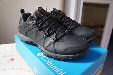 Columbia Homme Peakfreak Venture Waterproof, Black/Gypsy, 8.5, BM3992