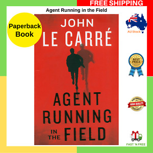 BRAND NEW Agent Running In The Field Paperback Book FAST FREE SHIPPING AU