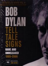 "BOB DYLAN ""Tell Tale Signs"" Rare and unreleased 1989 - 2006 4LP VINYL BOX Sealed"