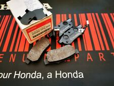 GENUINE HONDA JAZZ (NOT HYBRID) 2009-2015 REAR BRAKE PADS *