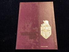 1972 Swan Valley High School Saginaw Michigan Yearbook Annual Valhalla  F