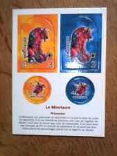 DUNGEON TWISTER - goodies promo rare - LE MINOTAURE - NEUF
