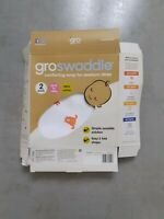 Baby The Gro Company Groswaddle Spotty Bear Swaddle Blanket Size 0-3 Months