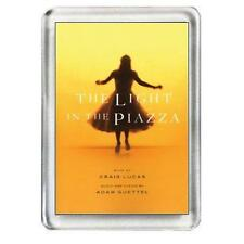 The Light In The Piazza. The Musical. Fridge Magnet.