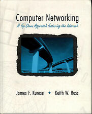 Computer Networking: A Top-Down Approach Featuring the Internet (2001 Hardcover)