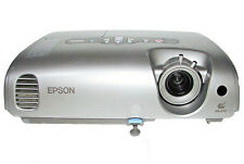 Epson EMP-82 PowerLite 82c LCD Projector 2000 ANSI fully functional w/Remote