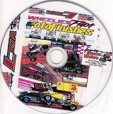 1993 Sprintcars DVD Wheelies Flips & Foto Finishes