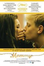 "MOMMY - 13.5""x20"" Original Promo Movie Poster MINT 2014 Xavier Dolan Rare Canada"