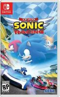 Team Sonic Racing for Nintendo Switch [New Video Game]