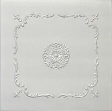 Decorative Ceiling Tiles Styrofoam 20x20 R43 Platinum