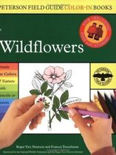 Wildflowers (color-in)  by Frances Tenenbaum & Roger Tory Peterson (Paperback)