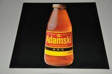 "Adamski - N-R-G / Viva-City - 90er - 12"" Maxi Single Vinyl Schallplatte LP"
