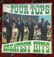 FOUR TOPS - Greatest Hits (1968) Vinyl LP (TML 11061) Funk Soul Rhythm & Blues