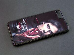 Pour iphone 6 s téléphone portable coque rigide The Vampire Diaries Damon