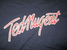 Vintage Fruit of the Loom Label - TED NUGENT Logo Concert Tour (MED) T-Shirt