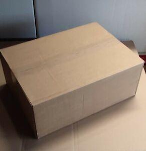 100 Faltkartons 390x280x150  2 wellig Kartons Versandkartons