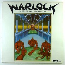 """12"""" LP - Jon Symon """"Rasputin"""" - Warlock - Memories Of A White Magician - D1468"""