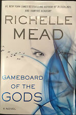 Gameboard of the Gods Limited Edition Hardback 1st Print Signed Richelle Mead