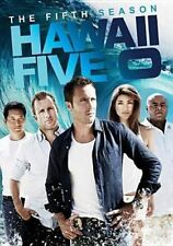 Hawaii 5-o The Fifth Season DVD R4 BRAND