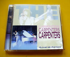 "CD "" THE CARPENTERS - PLEASE MR. POSTMAN "" 14 SONGS (SOLITAIRE)"