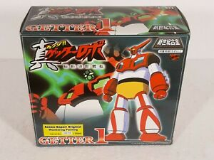 AOSHIMA MIRACLE HOUSE SG 13 GETTER 1 ANIME EXPORT LTD MIB NO BANDAI SOC