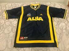 Authentic Adidas Alba Berlin Jersey Medium Excellent Condition