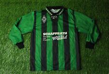 BORUSSIA MONCHENGLADBACH #9 1995/1996 FOOTBALL SHIRT JERSEY AWAY REEBOK ORIGINAL