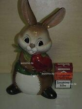 +# A016982_04 Goebel Archiv Muster Ostern Dose für Keks als Hase mit Herz