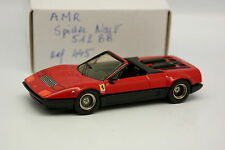 AMR Kit Monté 1/43 - Ferrari 512 BB Spider NART Rouge