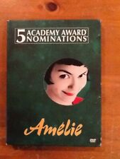 Amelie - Dvd/Wslipcover - 5 Academy Award Nominations