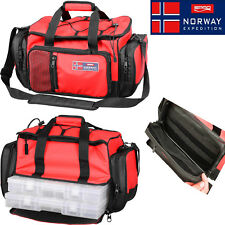 SPRO Norvège EXPEDITION HD TACKLE Sac 50x30x26 pour appâts, étanche, type PVC