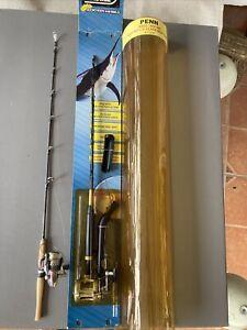 Micro fishing rods (2) Quantum & Penn