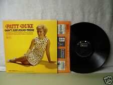 Patty Duke LP Don't Just Stand There Clean 1965 Mono Pop Orig!