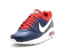 Nike Air Max Command Flex LTR GS 844352416 Kids UK Size 5Y Blue/White/Red (55-
