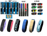 X-Treme 20,16mm Secure Hook & Loop Watch Band Strap Touch Fastener Men's