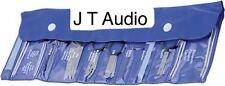 Car Radio Stereo Headunit Removal Pins Kit Tools Keys Set Aftermarket + Oem