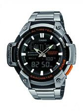 Casio G-Shock Brushed Wristwatches with 12-Hour Dial
