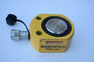 Enerpac RSM-500 Flat Jac 50 Ton .63 Stroke Low-Height Hydraulic Cylinder USED