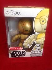 STAR WARS Mighty Muggs Figure C3PO Target Exc. New Unopened FREE U.S Shipping!