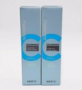 Goldwell Colorance Demi Hair Color tube - Pastel Mint *2 set*