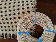 Rattan Wicker Cane Webbing chair repair Seat replacement repair kit Chair caning
