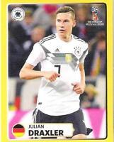Panini - WM 2018 - World Cup Russia - McDonalds - Sticker M4 - Julian Draxler