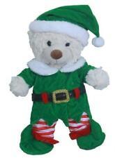 Elfo di Natale Completo - Orsacchiotto Abbigliamento per 40.6cm/40cm Build a