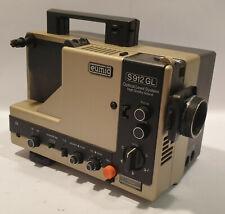 NA Eumig S912 GL Optical Level System Super 8mm Sound Filmprojektor