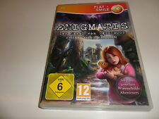 PC  Enigmatis: Der Nebel von Ravenwood(Collector's Edition)