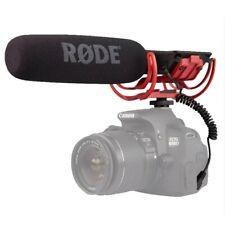 Rode VideoMic Camera Mount Shotgun Microphone with Rycote Shock Mount
