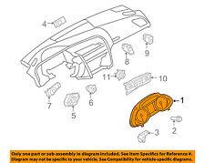 AUDI OEM 09-16 Q5 Dash Cluster Switch-Blank Cover 8K1959674